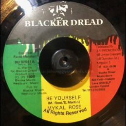 "Blacker Dread-7""-Be..."