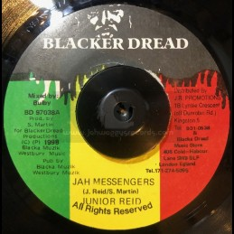 "Blacker Dread-7""-Jah..."