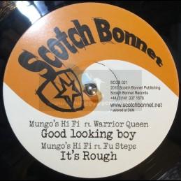 "Scotch Bonnet-12""-Good..."