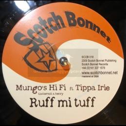 """Scotch Bonnet-12""""-Ruff Mi..."""