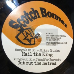 "Scotch Bonnet-12""-Hail The..."