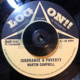 "Log On-7""-Ignorance &..."