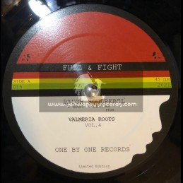 "One By One Records-7""-Fuzz..."