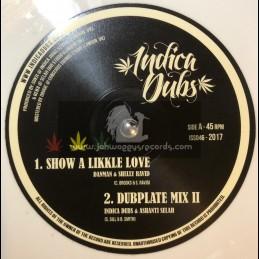 """Indica Dubs-10""""-Show A..."""