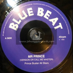 "Blue Beat-7""-Mr Prince + 7..."