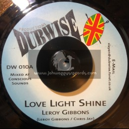 """Dubwise Productions-7""""-Love..."""