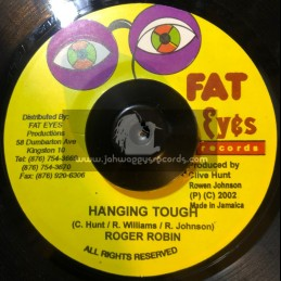 """Fat Eyes Records-7""""-Hanging..."""