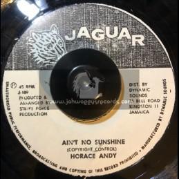 """Jaguar-7""""-Ain't No Sunshine..."""