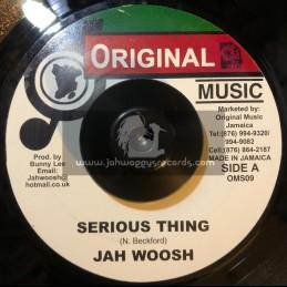 "Original Music-7""-Serious..."