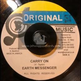 "Original Music-7""-Carry On..."