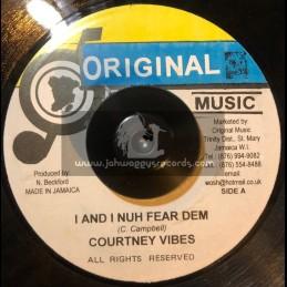 """Original Music-7""""-I And I..."""