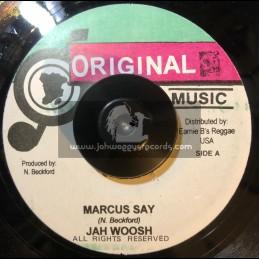 """Original Music-7""""-Marcus..."""