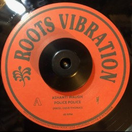 "Roots Vibration-7""-Police..."
