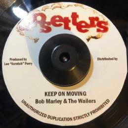 """Upsetters-7""""-Keep On Moving..."""