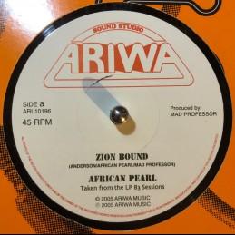 """Ariwa-10""""-Zion Bound /..."""