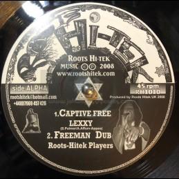 """Roots Hi Tek-10""""-Captive..."""