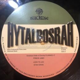 "Hytal Bosrah-12""-Gracious..."