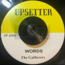 "Upsetter - 7""- Words / The..."