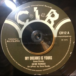 """CIR-7""""-My Dream Is Yours /..."""