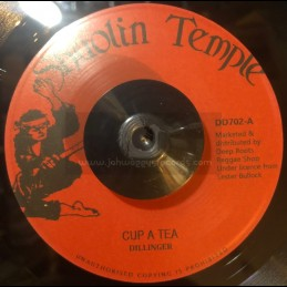 """Shaolin Temple-7""""-Cup Of..."""