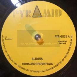 """Pyramid-7""""-Alidina / Toots..."""