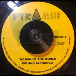 """Pyramid-7""""-Woman Of The..."""