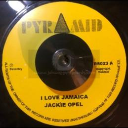 "Pyramid-7""-I Love Jamaica /..."