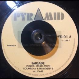 """Pyramid-7""""-Sausage / Roland..."""