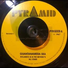 """Pyramid-7""""-Guantanamera Ska..."""