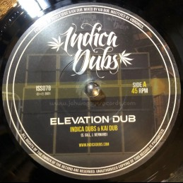 """Indica Dubs-7""""-Elevation..."""