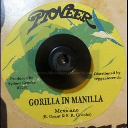 "Pioneer-7""-Gorilla In..."