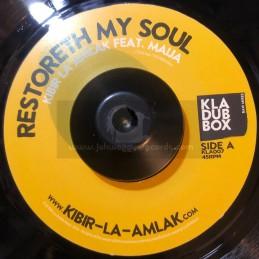 """K L A Dub Box-7""""-Restoreth..."""