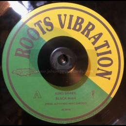 "Roots Vibration-7""-Black..."