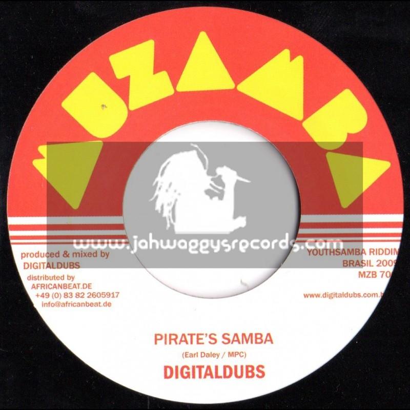 """Muzamba-7""""-Pirates Game / Earl Sixteen"""