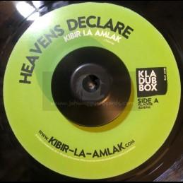 """K L A Dub Box-7""""-Heavens..."""