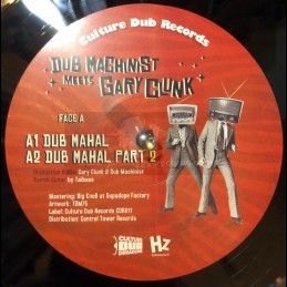 "Culture Dub Records-12""-Dub..."