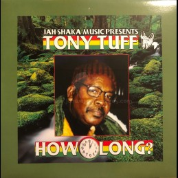JAH SHAKA MUSIC-LP-HOW LONG...