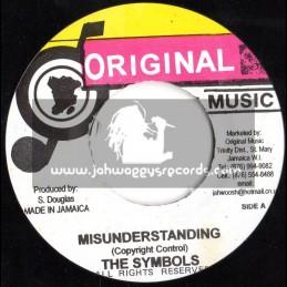 "Original Music-7""-Misunderstanding / The Symbols"