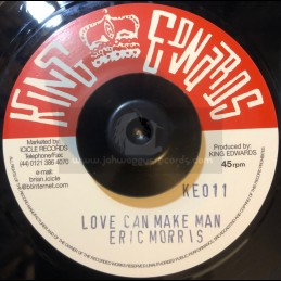 """King Edwards-7""""-Love Can..."""