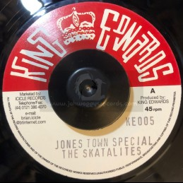 """King Edwards-7""""-Jones Town..."""