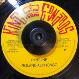 "King Edwards-7""-Pipeline /..."