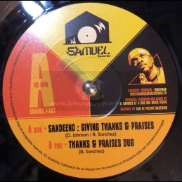 """Samuel Records-7""""-Give..."""