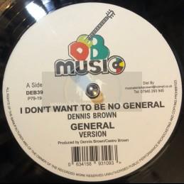 "D.E.B. Music-12""-I Dont..."
