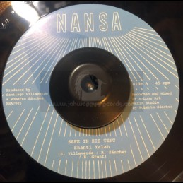 "Nansa-7""-Safe In His Tent /..."