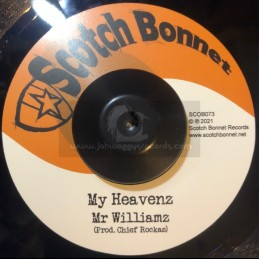 "Scotch Bonnet Records-7""-My..."