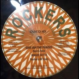 """Rockers-12""""-Give Jah..."""