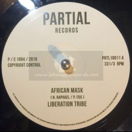 "Partial Records-10""-African..."