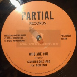 "Partial Records-10""-(Test..."
