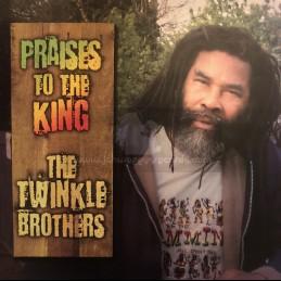 Reggae On Top-LP-Praises To...