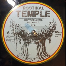 """Rootikal Temple-12""""-They..."""
